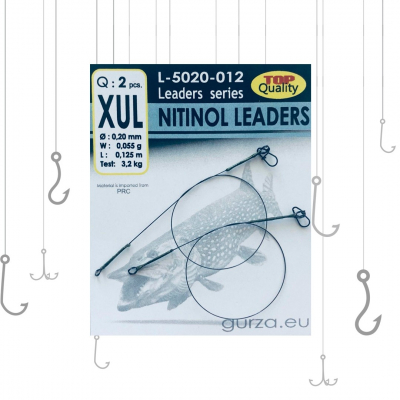 Nitinol Liader XUL L-5020-xxx